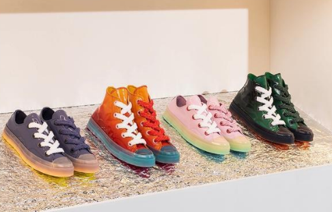 "JW Anderson x Converse ""Toy"" 系列"
