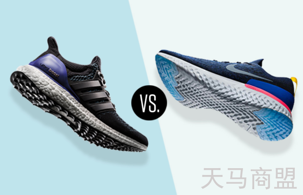 Nike React Vs. Adidas BOOST对比测评